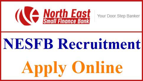 North East Small Finance Bank Ltd Recruitment