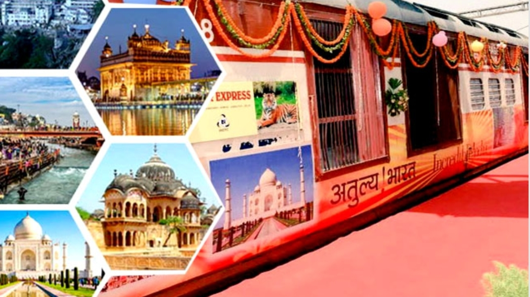 IRCTC To Run Bharat Darshan Special Tourist Train From Northeast India On February 1