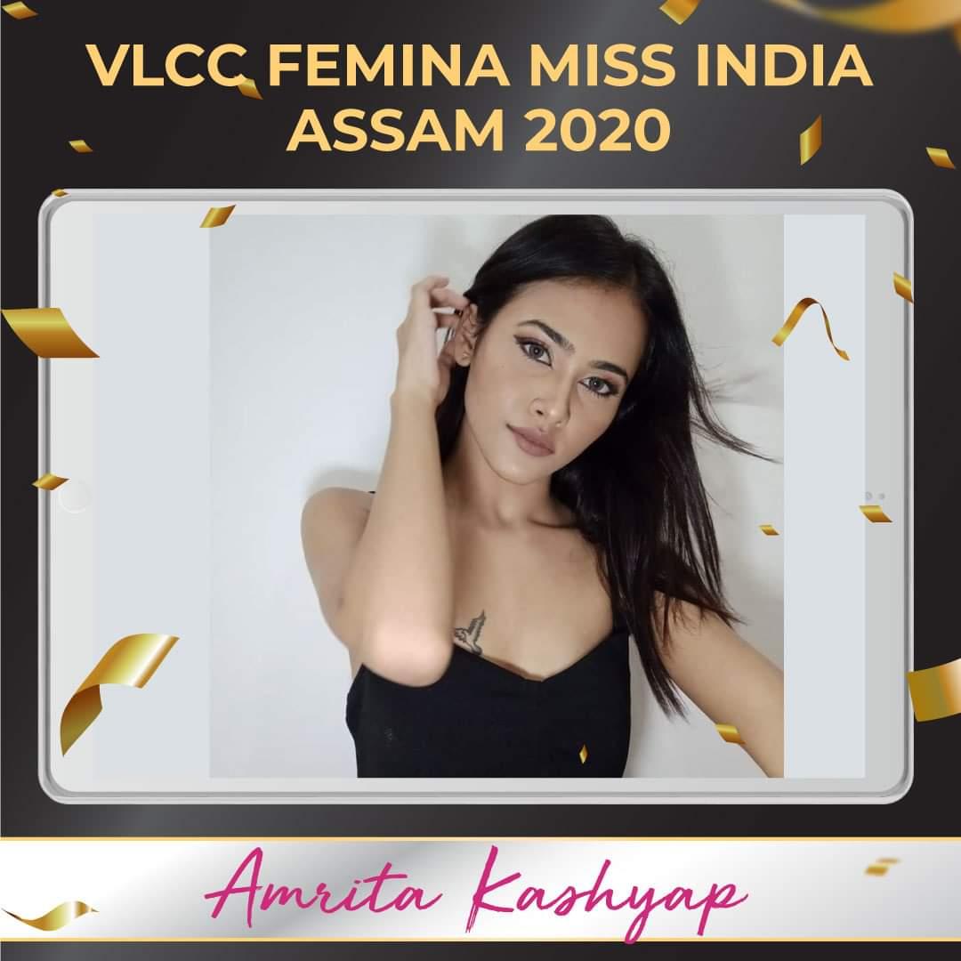 Meet All The Eight Northeast Contestants Of Femina Miss India 2020